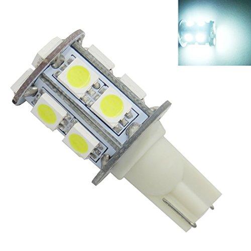 T10 AC/DC 12V 2W LED Bulb Lights Lamps White - 9