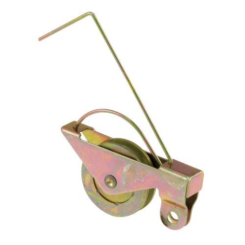 Slide-Co 11101-B Screen Door Spring Tension Roller with 1-Inch Steel Ball Bearing Wheel,(Pack of 2)