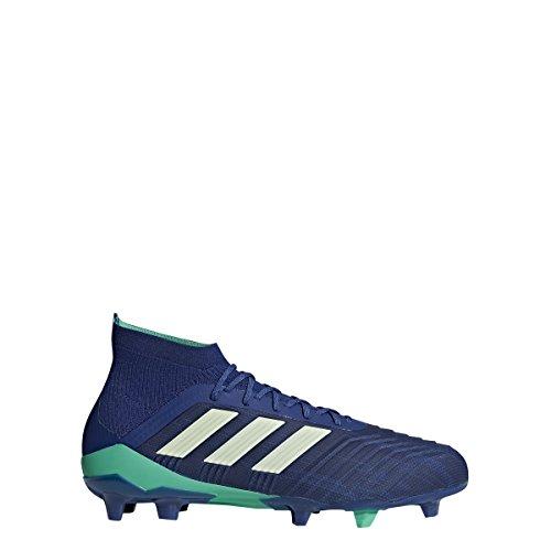 Adidas Predator 18,1 Fg Klamp Voetbal Van Mensen Eenheid-ink Aero Groen-hi Res Blue