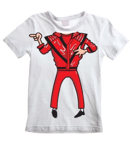 Triba (Michael Jackson Outfit For Kids)