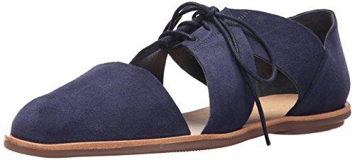 Loeffler Randall Women's Willa (Leather) Oxford Flat, Eclipse, 7.5 B (Eclipse Oxford Shoes)