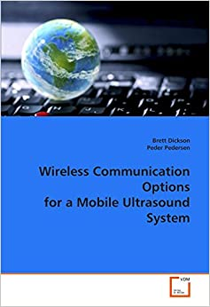 Book Wireless Communication Options for a Mobile Ultrasound System