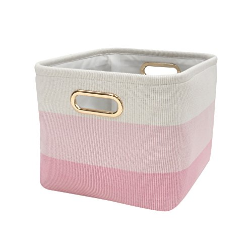 Lambs & Ivy Storage Container, Pink