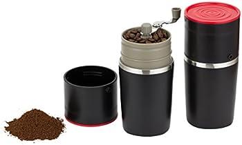 Infinite Coffee's Grind And Brew Master Manual Coffee Grinder