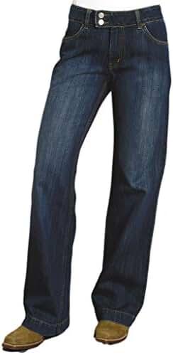 Stetson Women's 214 Fit City Trouser Jeans Denim 8 L