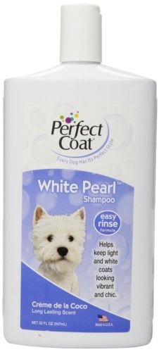 Conditioner 32 Ounce Bottle (Perfect Coat White Pearl Shampoo and Conditioner for Dogs, 32 Ounce Bottle)