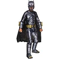 Batman V Superman: Dawn Of Justice - Disfraz de Batman de lujo para niños, Medio