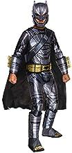 Batman V Superman: Dawn Of Justice - Deluxe Batman Armored Costume for Kids, Medium