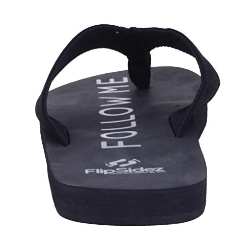 FlipSidez - Sandalias para mujer Negro - negro
