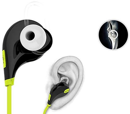 87f54cd7d67 QY7 Bluetooth 4.1 Wireless Sports Sweatproof Ear Stereo Headset ...