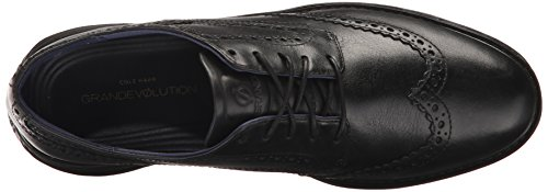 Cole Haan Haan Waterproof Oxford Black Womens Leather Cole Grandevolution ggUwqarx