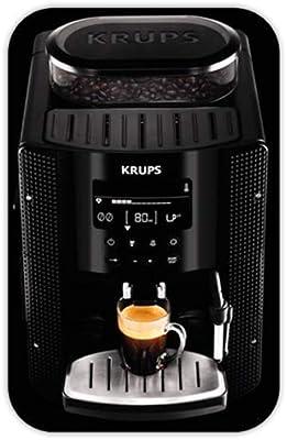 Cafetera expresso KRUPS EA8150 | KRUPS Automatica: Amazon.es ...
