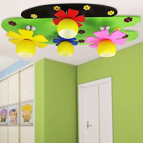 Kinder Schlafzimmer Deckenleuchte Kreativ IKEA Kinderzimmer Wohnzimmer Studie Fhrte Decke Leuchten Amazonde Beleuchtung