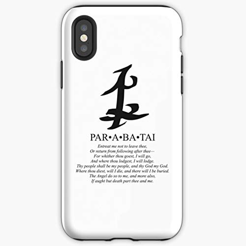 Glowing For All Iphone Apocalypse Phone Case Glass Shadowhunters Jalec Parabatai Oath Rune Samsung Galaxy-spublisers.