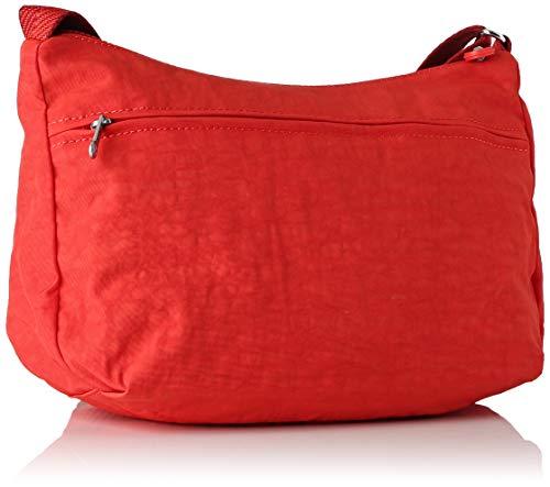 active Sacs Izellah Red Kipling Rouge Bandoulière FIqx55wCv