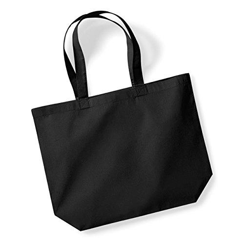 Flirty Wardrobe Maxi Westford Mill Sac de Shopping à bandoulière Sac pour sac à main Taille unique Noir - Noir