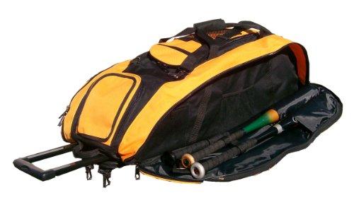 Black and Athletic Gold Cobra XL Softball Baseball ...