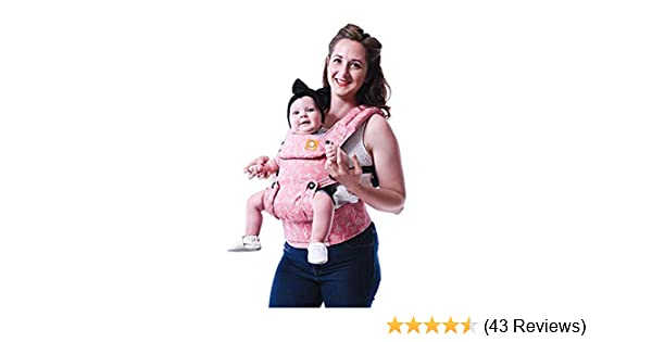 55e4c06411c Amazon.com   Baby Tula Explore Baby Carrier 7 - 45 lb
