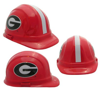 WinCraft NCAA University of Georgia Packaged Hard Hat ()