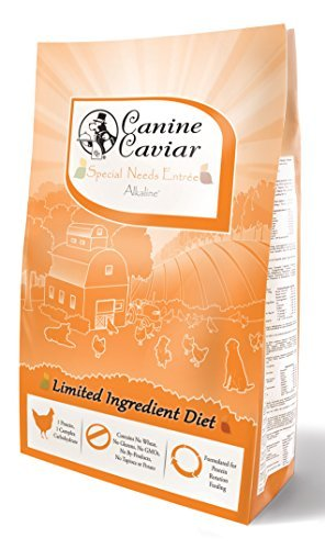 Canine Caviar Dry Special Needs Chicken/Rice, 11 lb by Canine Caviar Pet Foods Canine Caviar Chicken