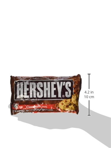 Hershey's Cinnamon Baking Chips - 10 oz - 2 pk by HERSHEY'S (Image #6)