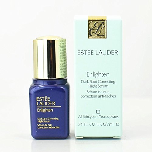 Estee Lauder Enlighten Dark Spot Correcting Night Serum .24 fl oz
