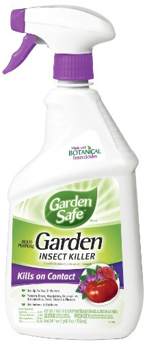 Garden Safe Multi-Purpose Garden Insect Killer (Ready-to-Use) (HG-93078) (24 fl oz) (Control Insect 24 Ounce)