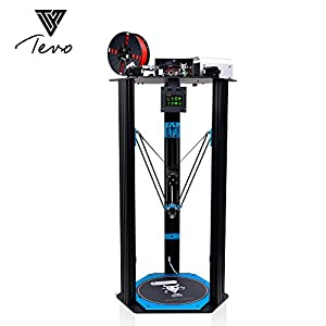 TEVO 2017 Newest Delta Printing Area D340xH500mm OpenBuilds Extrusion/Smoothieware/MKS TFT28/Bltouch High Speed 3D Printer kits from TEVO2708LM-01A