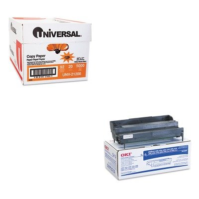 KITOKI56116901UNV21200 - Value Kit - Oki 56116901 Image Drum Kit (OKI56116901) and Universal Copy Paper (UNV21200) (56116901 Drum Image)
