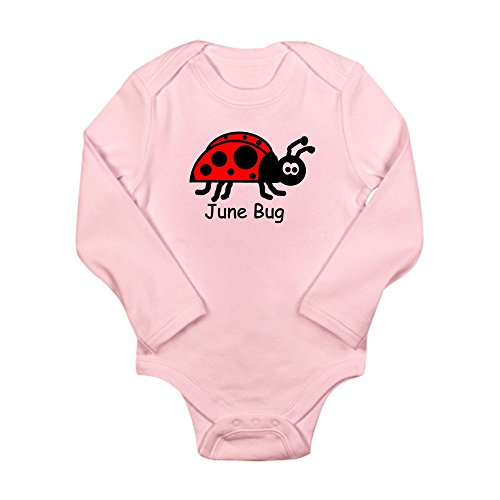 CafePress junebug Sleeve Infant Bodysuit