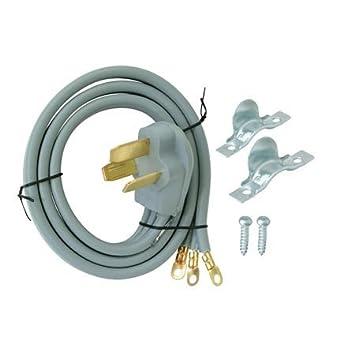 com ez flo amp prong range cord home improvement ez flo 61242 50 amp 3 prong range cord