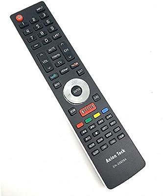 EN-33926A - Mando a Distancia Compatible con Hisense Smart TV: Amazon.es: Electrónica