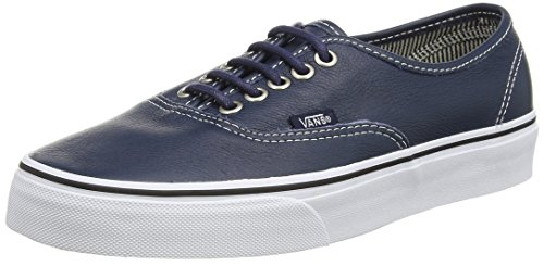 Bleu Vans Basses Stripes Blues Authentic Dress Mixte Sneakers Adulte xXqUwaOX