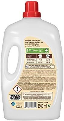 Lagarto Botella Detergente Lavadora Liquido - Al Jabón - 40 ...