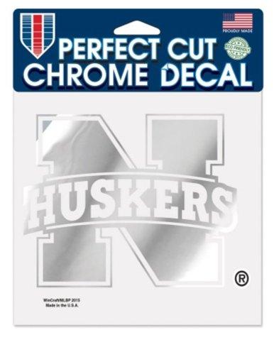 Huskers Decal - NCAA University of Nebraska Cornhuskers 6