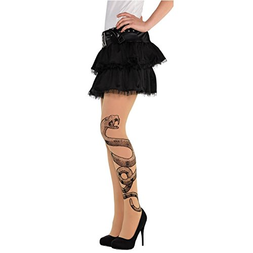 Amscan Womens Witch Doctor Tights Dress Up