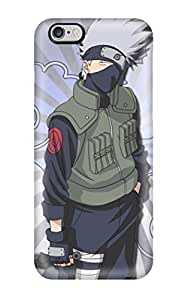 PC Fashionable Design Kakashi Rugged Case Cover For Iphone 6 Plus New