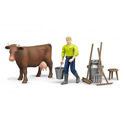Bruder Figure Farming Set