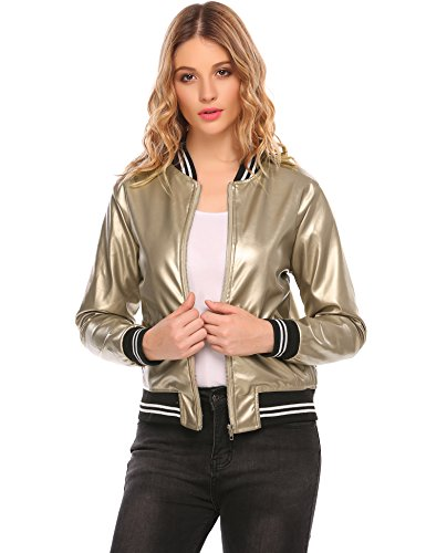 Gold And Black Jacket - 7