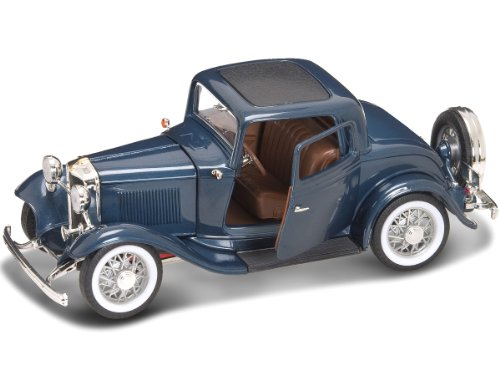 Yat Ming Scale 1:18 - 1932 Ford 3-Window Coupe