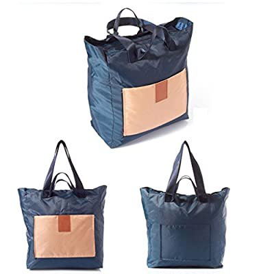1f88c69559 C.A.Z Foldable Waterproof Large Duffle Bag Luggage Traveling Shopping Totes  best