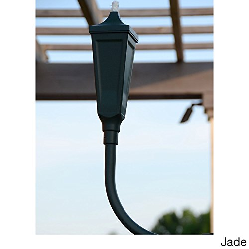Starlite Patio Torch (Starlite Garden and Patio ST-JD, Sconce Torche, Classic Jade)