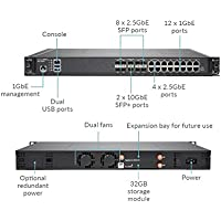 Sonicwall | 01-SSC-1937 | SONICWALL NSA 3650 ACTIVE APPLIANCE