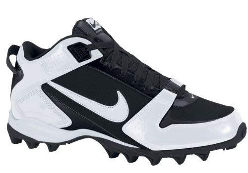 Nike Land Shark Legancy Mid Bg Size (6) White/Black