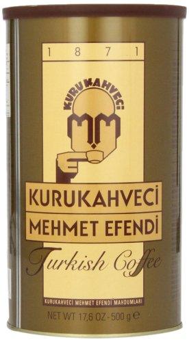 Kurukahveci 메 Efendi-터키 모카 커피 (500 g)