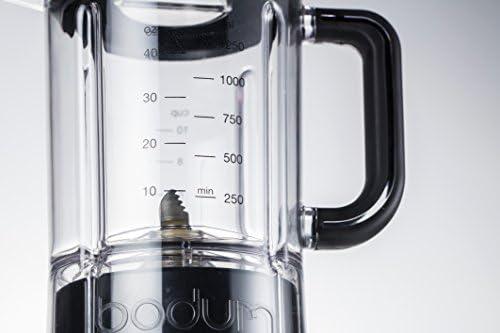 Bodum BISTRO - Licuadora (1,25 L, Batidora de vaso, Verde, Cal, 1 ...