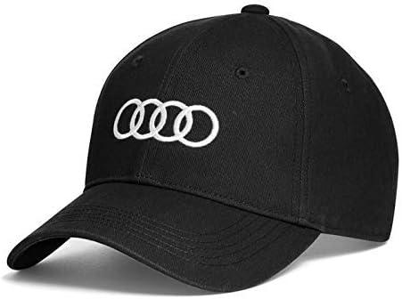 GENUINE AUDI RACING CAP HAT BASEBALL  CAR A3 A8 A6 S4 SQ5 QUATTRO A1 Q7 Q5 Q3 A3