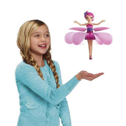 Flutterbye Flower Fairy(Purple)
