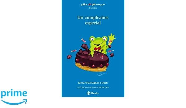 Un cumpleaños especial Castellano - A PARTIR DE 6 AÑOS ...