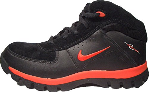 Nike Yucan WS 313746 081 Black-Team Orange Größe Euro 38 / US 5,5Y / UK 5 / 24 cm